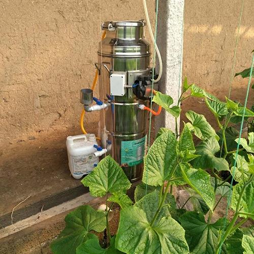 温室二氧化碳气肥机