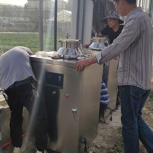 大棚二氧化碳气肥机