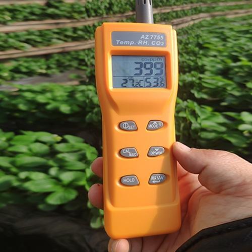 温室浓度测试机