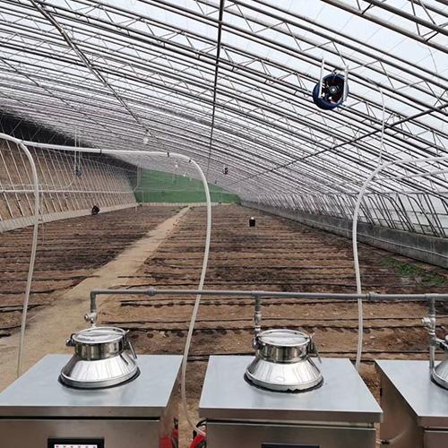 温室大棚二氧化碳气肥机
