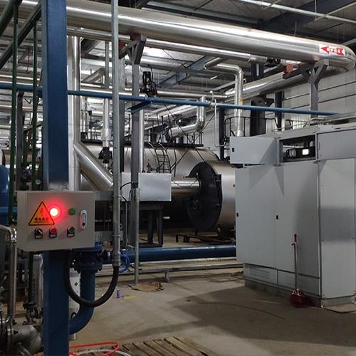 锅炉烟气回收二氧化碳系统